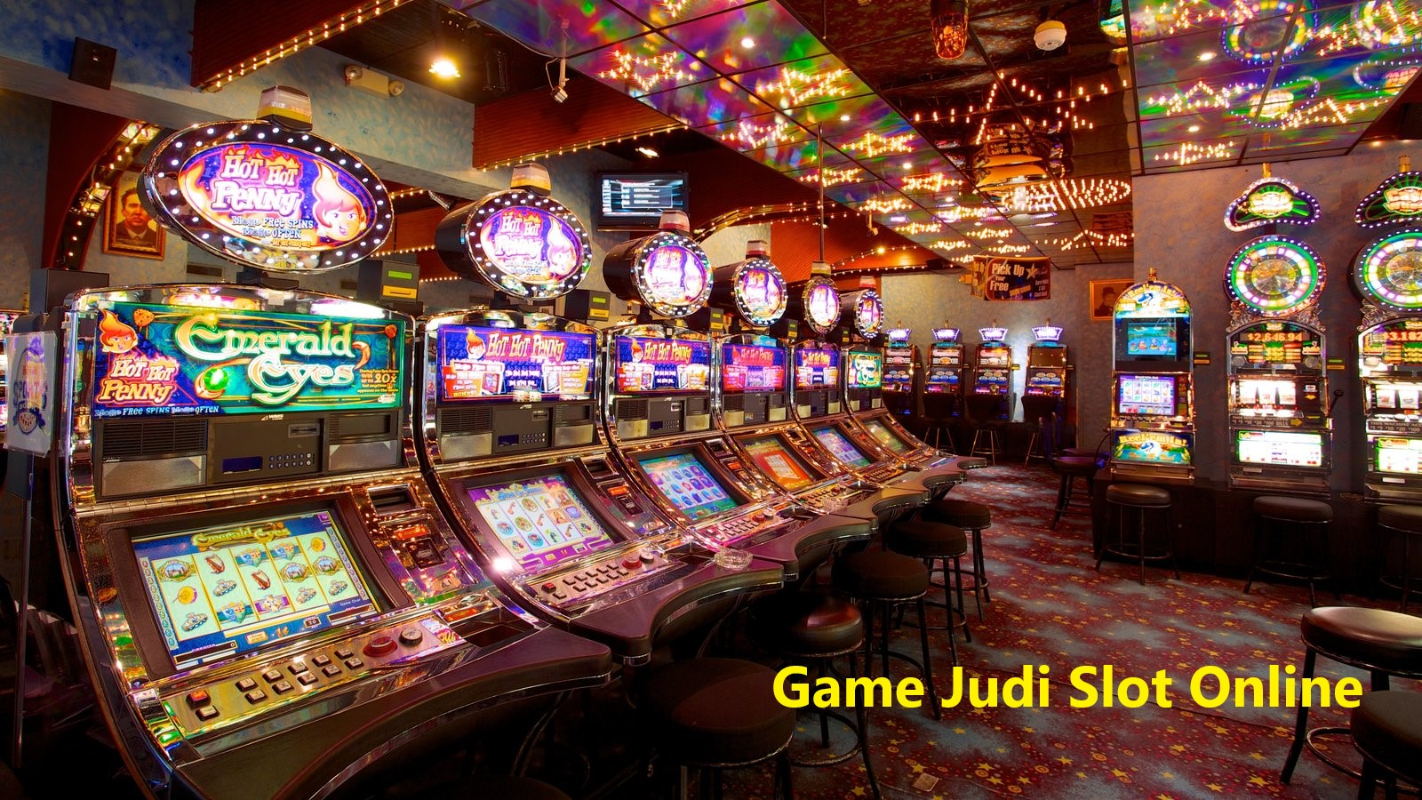 Bandar Judi Slot Mesin Terbaru